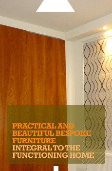 Practical and beautiful bespoke furniture