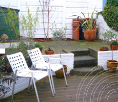 Garden Decking Installation